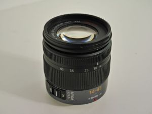 Panasonic's famous 14-45mm zoom