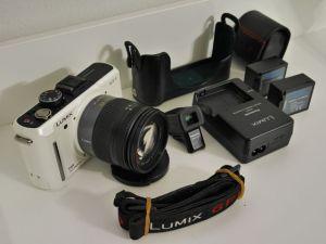 The full GF1 kit